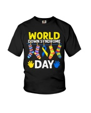World Down Syndrome Day Youth T-Shirt thumbnail