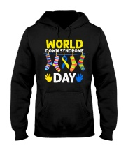 World Down Syndrome Day Hooded Sweatshirt thumbnail