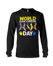 World Down Syndrome Day Long Sleeve Tee thumbnail