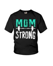 Strong Mom Youth T-Shirt thumbnail