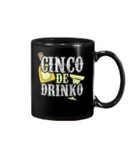 Funny Cinco de Mayo Drinko Celebration Mug thumbnail