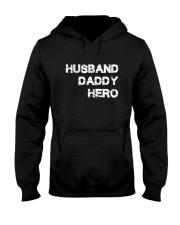 Husband Daddy Hero Hooded Sweatshirt thumbnail