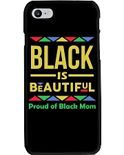 Black is Beautiful Proud of Black Mom Phone Case thumbnail