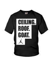 CEILING ROOF GOAT Youth T-Shirt thumbnail
