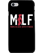 Moms in Love with Fitness Phone Case tile