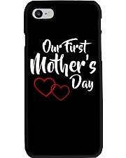 Our First Mother's Day Phone Case tile