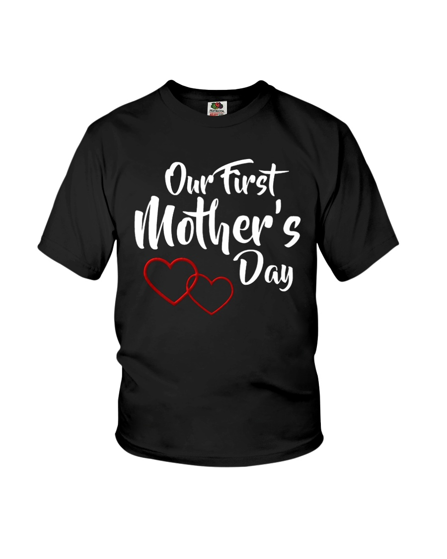 Our First Mother's Day Youth T-Shirt