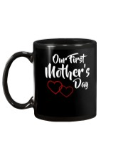 Our First Mother's Day Mug back