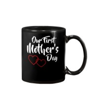 Our First Mother's Day Mug front