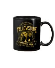 Yellowstone National Park Bear Mug thumbnail