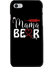 Nurse Mama bear Phone Case thumbnail