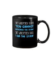 I Am The Storm 1 Mug thumbnail