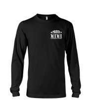 I AM A PROUD MIMI 1 Long Sleeve Tee thumbnail