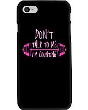 Dont Talk To Me Phone Case thumbnail