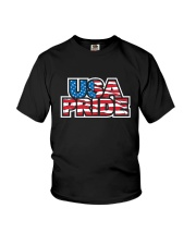 usa pride Youth T-Shirt thumbnail