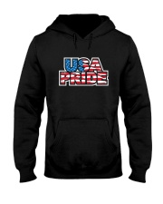 usa pride Hooded Sweatshirt thumbnail