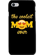 the coolest mom ever Phone Case thumbnail