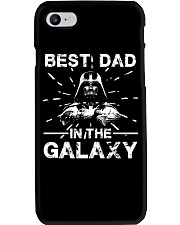 Best Dad In The Galaxy Shirt Phone Case thumbnail