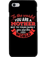 Meaning Shirt For Mom Phone Case thumbnail