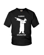 Dabbing Graduation Youth T-Shirt thumbnail