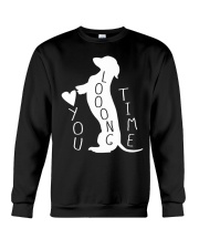 Dachshund Love You Crewneck Sweatshirt thumbnail