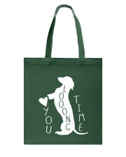 Dachshund Love You Tote Bag thumbnail