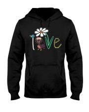 Dachshund Lover Hooded Sweatshirt thumbnail