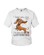 Dachshund Lover Youth T-Shirt thumbnail
