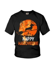 Happy Halloweenie Youth T-Shirt tile