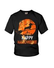 Happy Halloweenie Youth T-Shirt thumbnail