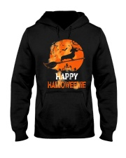Happy Halloweenie Hooded Sweatshirt thumbnail