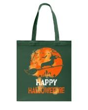 Happy Halloweenie Tote Bag thumbnail