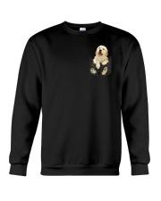 Golden in pocket tee shirt Crewneck Sweatshirt thumbnail