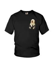 Golden in pocket tee shirt Youth T-Shirt thumbnail