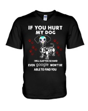 Happy Halloween 2020 V-Neck T-Shirt thumbnail