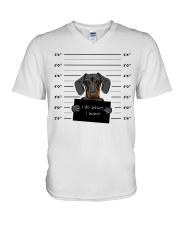 I Do What I Want T-Shirt V-Neck T-Shirt thumbnail