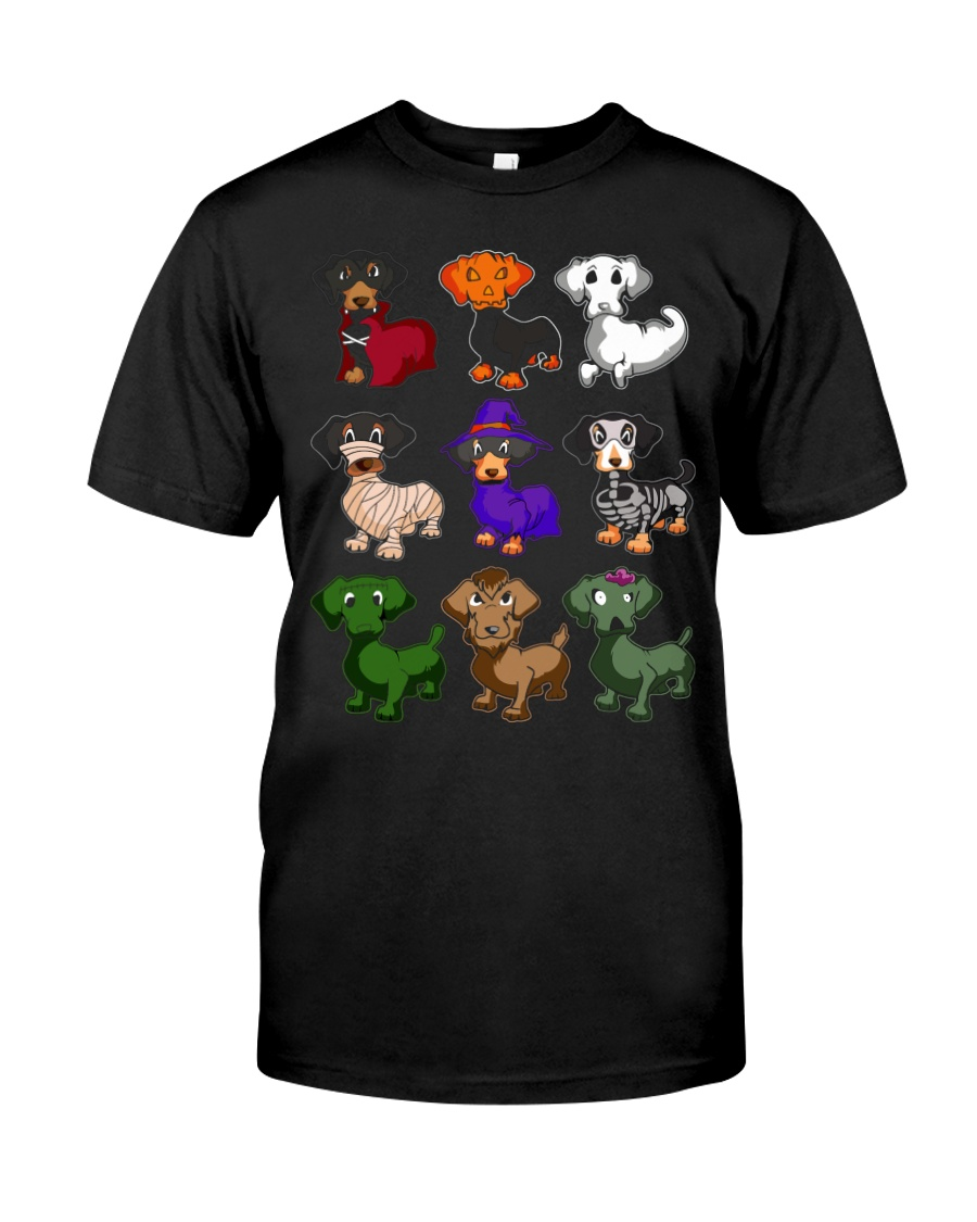 Happy Hallowiener Classic T-Shirt
