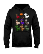 Happy Hallowiener Hooded Sweatshirt thumbnail