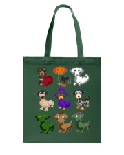 Happy Hallowiener Tote Bag thumbnail