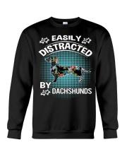 Dachshund Lover Shirt Crewneck Sweatshirt thumbnail