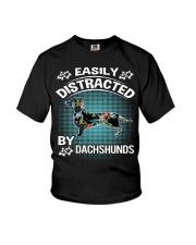 Dachshund Lover Shirt Youth T-Shirt thumbnail