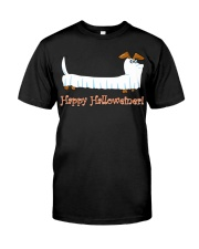 HAPPY HALLOWEINER Classic T-Shirt tile
