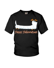 HAPPY HALLOWEINER Youth T-Shirt tile
