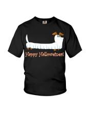 HAPPY HALLOWEINER Youth T-Shirt thumbnail