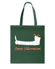 HAPPY HALLOWEINER Tote Bag tile