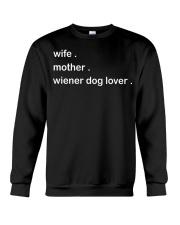 Dachshund Lover Crewneck Sweatshirt thumbnail