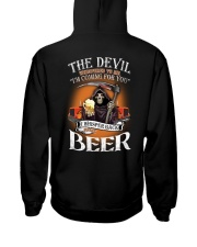 The Divil Whispered To Me I'm Coming For You Hooded Sweatshirt thumbnail