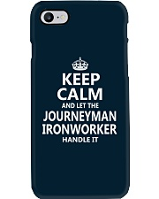 Journeyman Ironworker Phone Case thumbnail