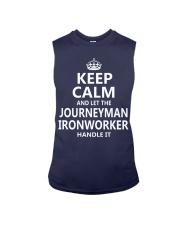 Journeyman Ironworker Sleeveless Tee thumbnail