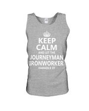 Journeyman Ironworker Unisex Tank thumbnail